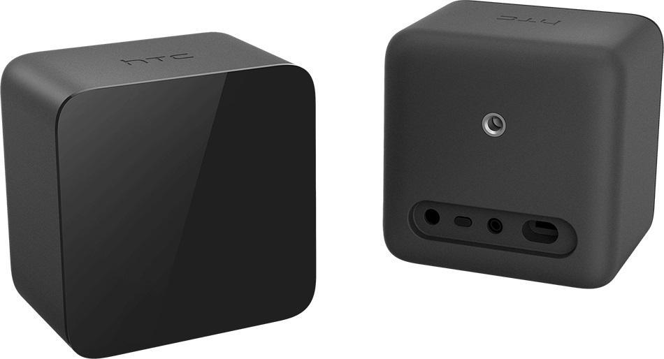 Очила за виртуална реалност HTC VIVE VR SYSTEM, Черен