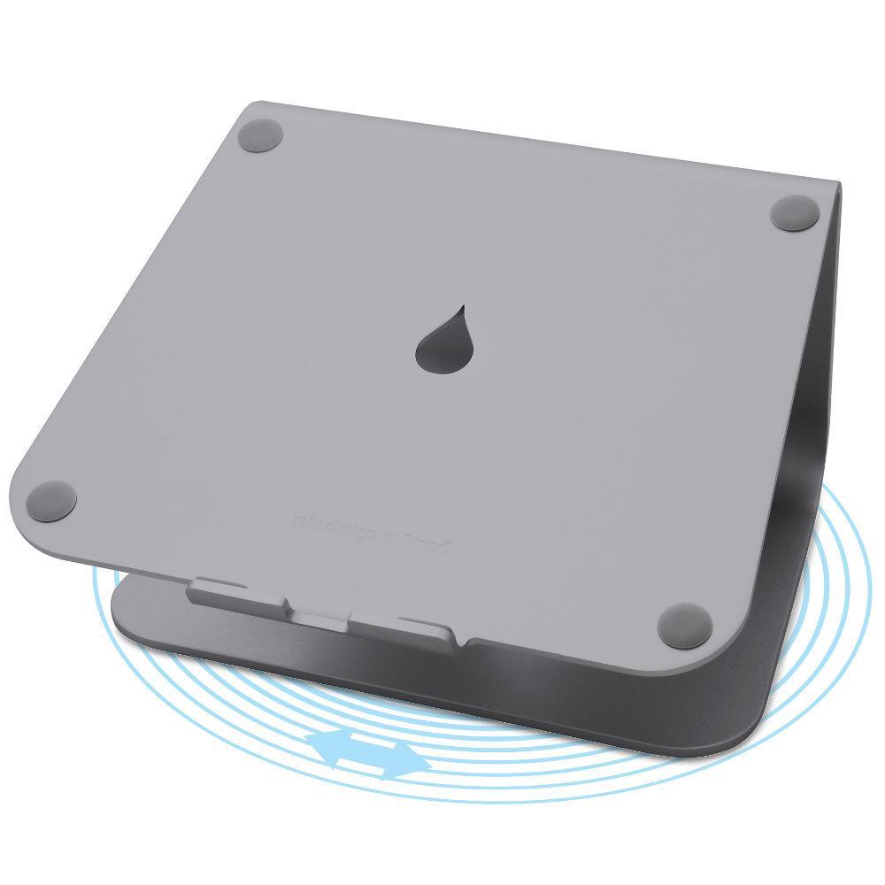 Поставка за лаптоп Rain Design mStand360, Астро сива