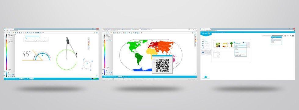 Софтуер Triumph Cloud /Education/- за създаване на учебно съдържание и интерактивни уроци  за 30 учителя