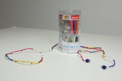 Слушалки MAXELL DIY BRAID IT CUSTOM, earbud kit