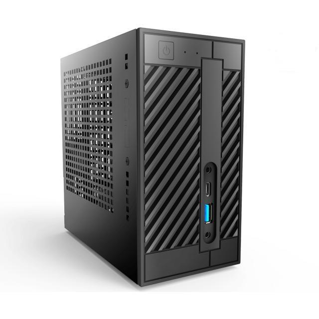 Комп.система Asrock Deskmini A300 AMD AM4 A300, 4GB DDR4, 240GB SSD