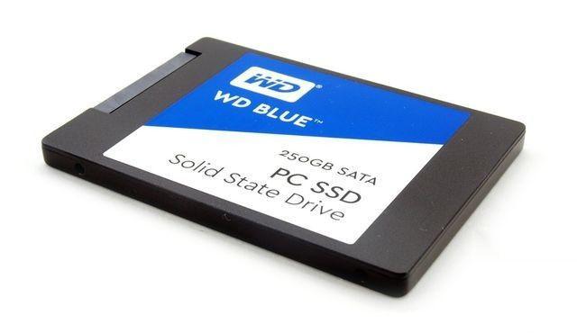 """Solid State Drive (SSD) WD Blue PC SSD, 250GB, 2.5"""", SATA3"""