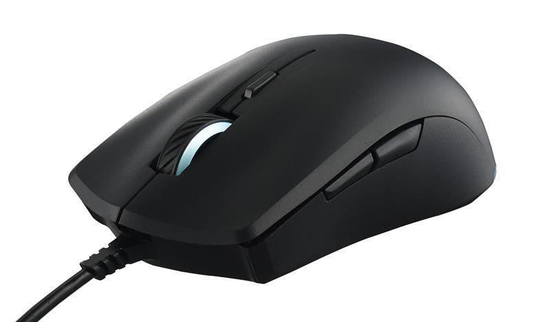 Геймърска мишка Cooler Master, MasterMouse Lite S, Оптична, Жична, USB