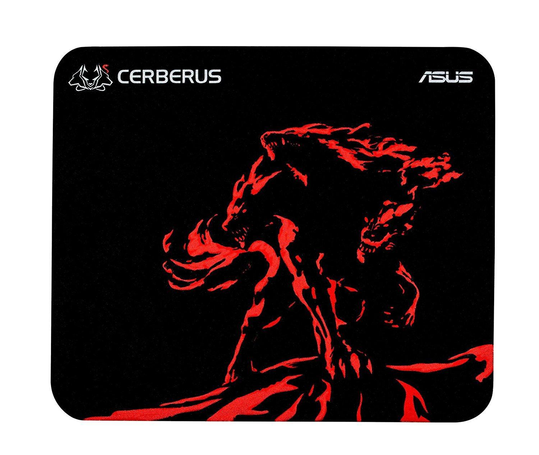 Геймърски пад ASUS Cerberus Mini Mat Red