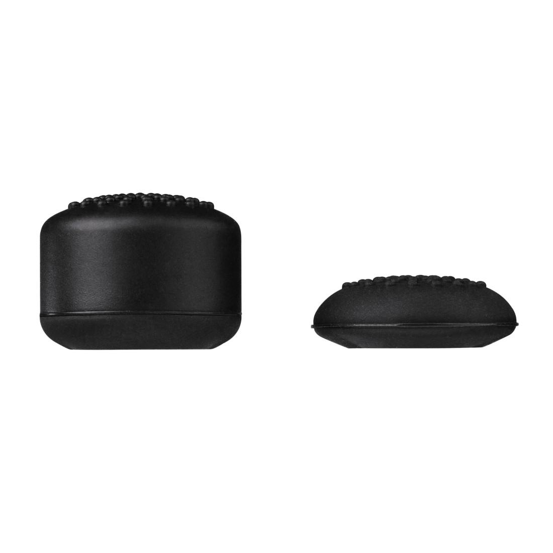 Сменяеми бутончета HAMA 115406 за SONY PS4 комплект 8in1, Черен