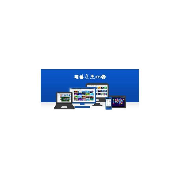Софтуер Netsupport Manager V.12.5- за отдалечен достъп и управление на компютри - пакет от 50 бр. лиценза