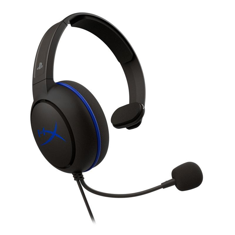 Геймърски слушалки HyperX Cloud Chat PS4