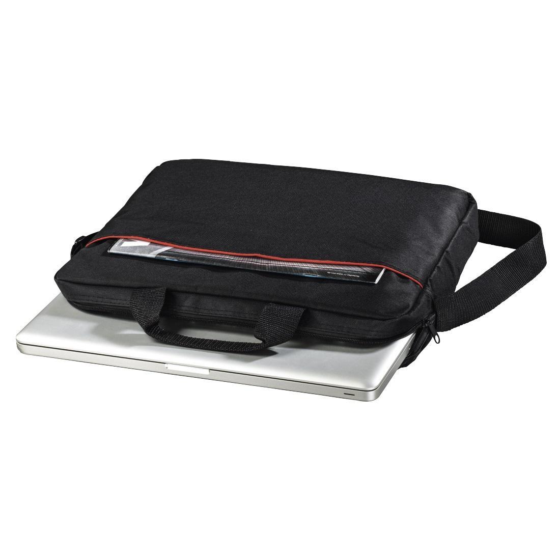 """Чанта за лаптоп HAMA Tortuga I, 40 cm (15,6""""), Черен"""