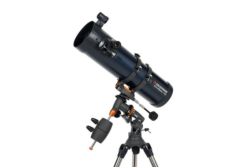 Телескоп Celestron AstroMaster 130EQ, Нютонов рефлектор