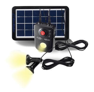 PowerWalker соларно зарядно устройство
