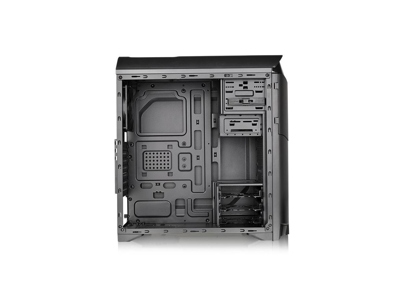 Кутия THERMALTAKE Versa N26 Black Mid Tower