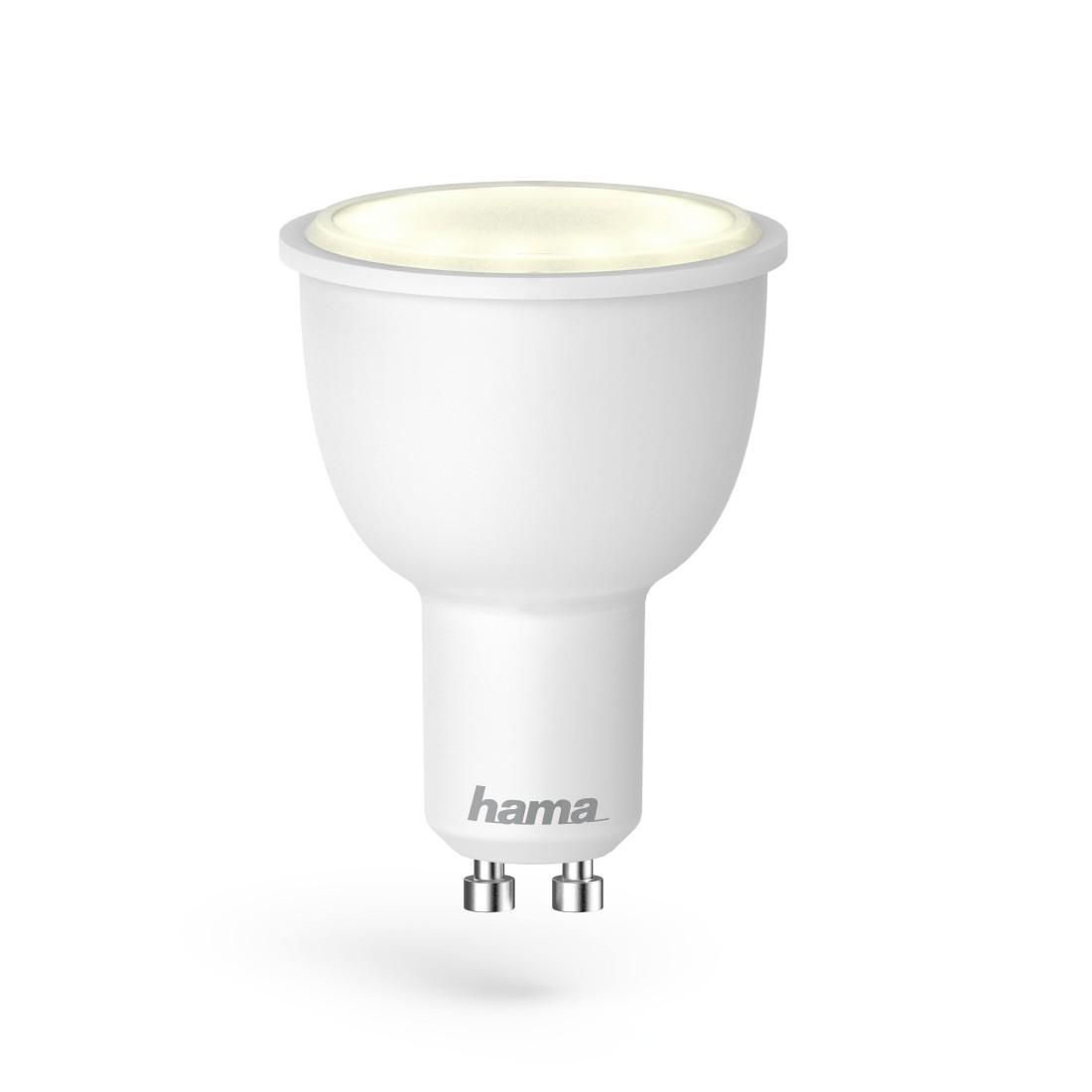 LED крушка XAVAX 176532, Wi-fi, 4,5W, PAR 16, 2700K, димираща, bulb