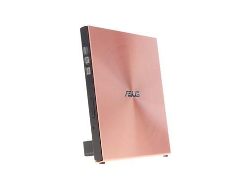 Външно USB DVD записващо устройство ASUS SDRW-08U5S-U Ultra-thin, USB 2.0, розово