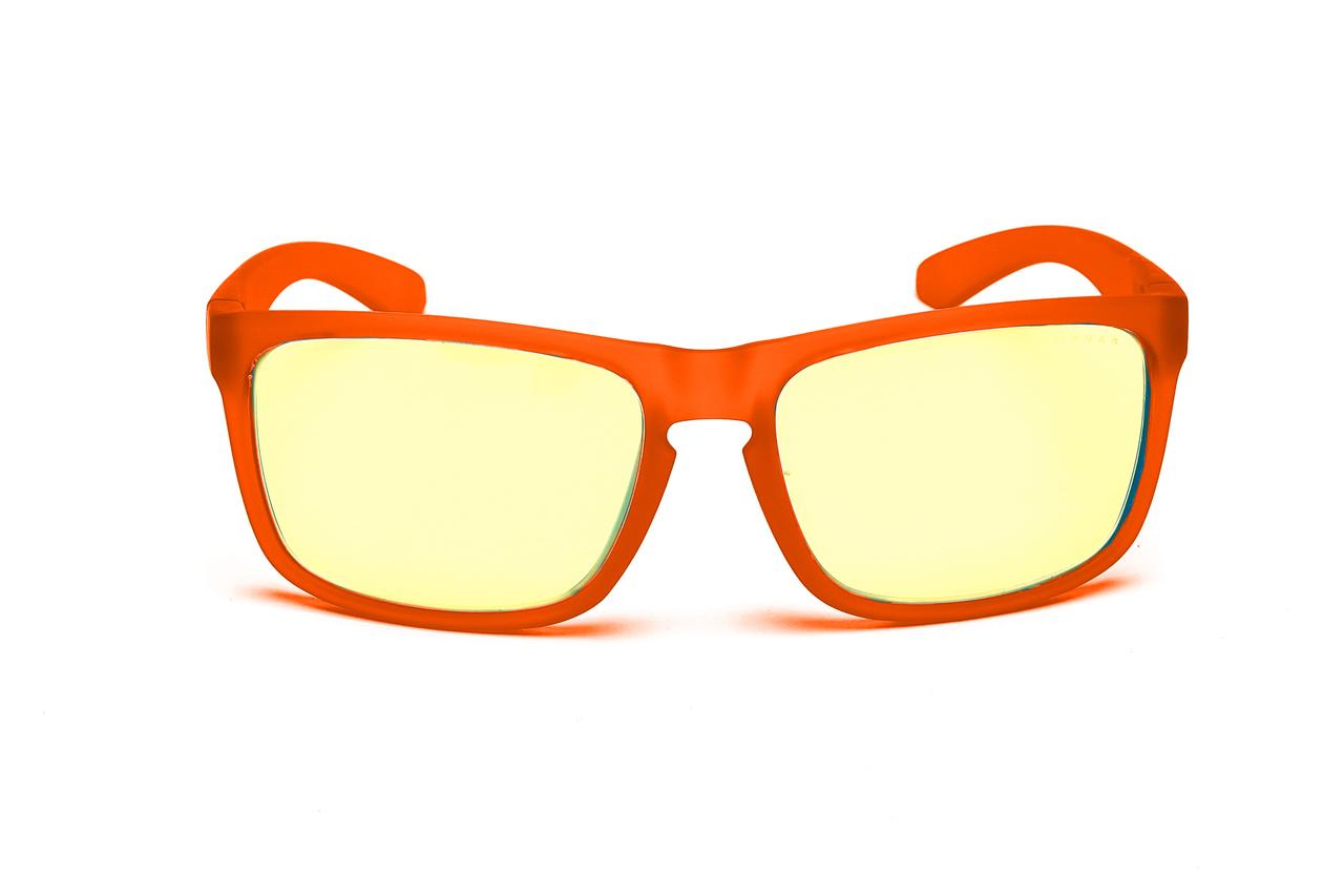 Геймърски очила GUNNAR INTERCEPT Fire, Amber, Оранжеви