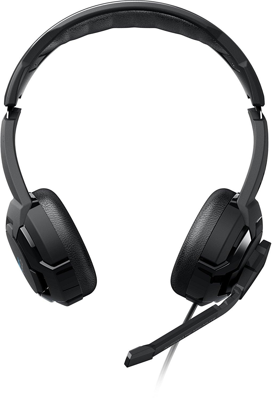 Геймърски слушалки Roccat, Kulo Stereo, Микрофон, Черни