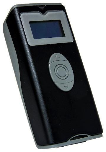 Баркод скенер BIRCH WS50-300A, LED, зареждане USB, Черен