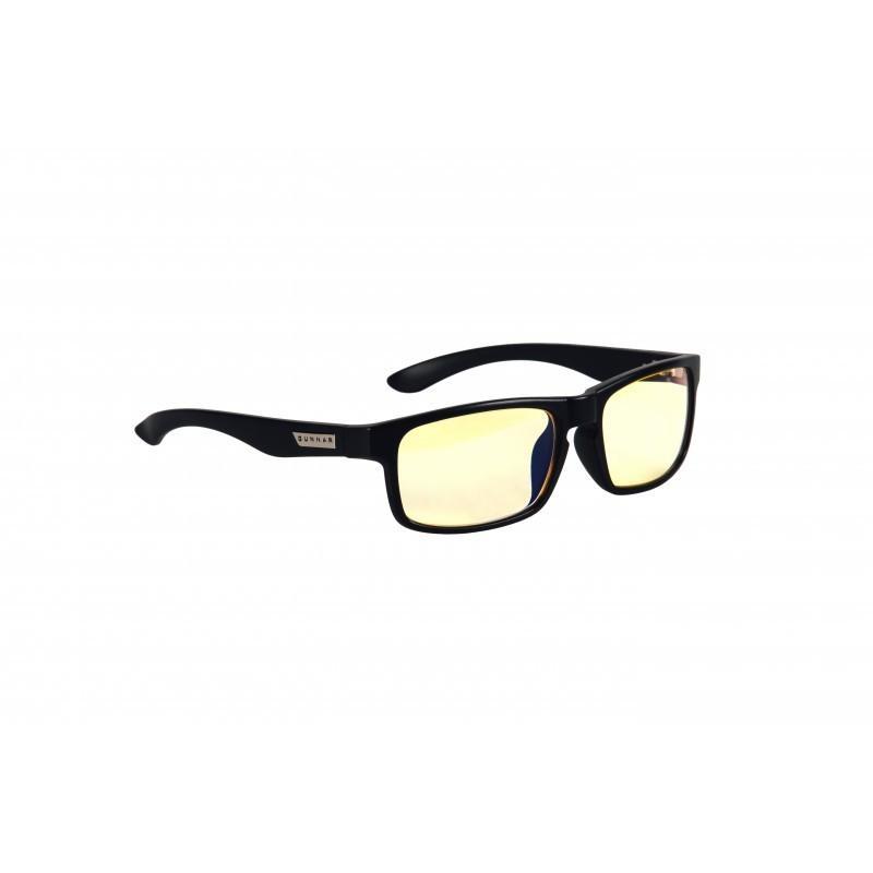 Геймърски очила GUNNAR Enigma Onyx, Amber, Черен
