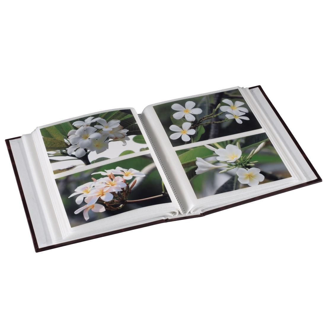 """Албум """"Birmingham""""  за 200 снимки 9 x 13 cm, Бургунди"""