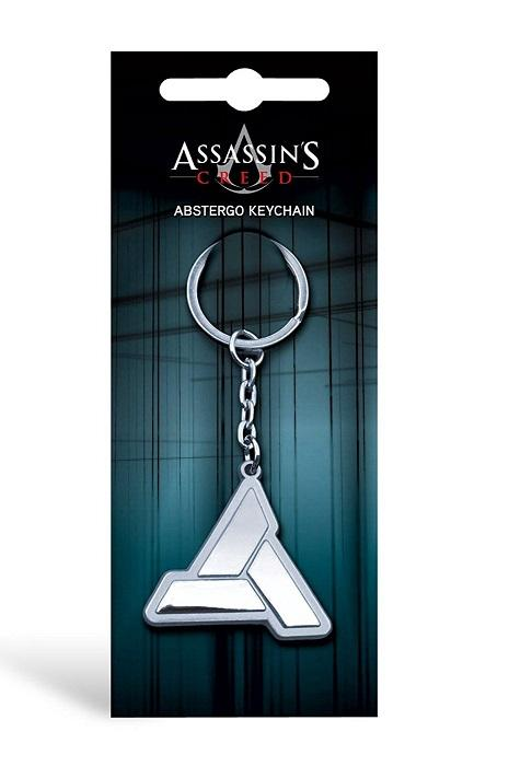 Ключодържател Assassin`s Creed, Abstergo Logo, GAYA Entertainment