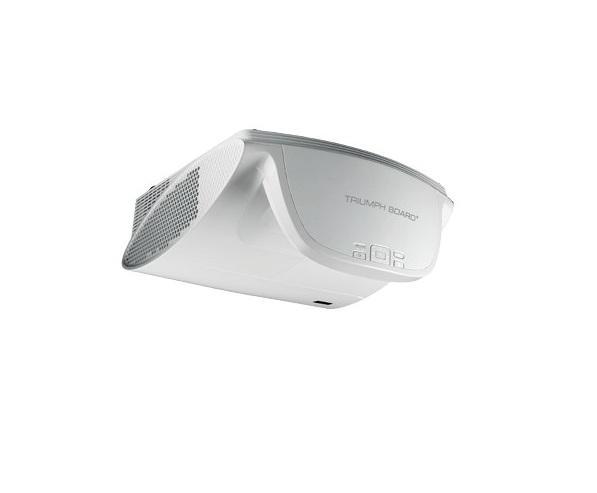 Видеопроектор TRIUMPH BOARD PJ200 UST DLP, Ultra SHORT THROW + стойка за стена