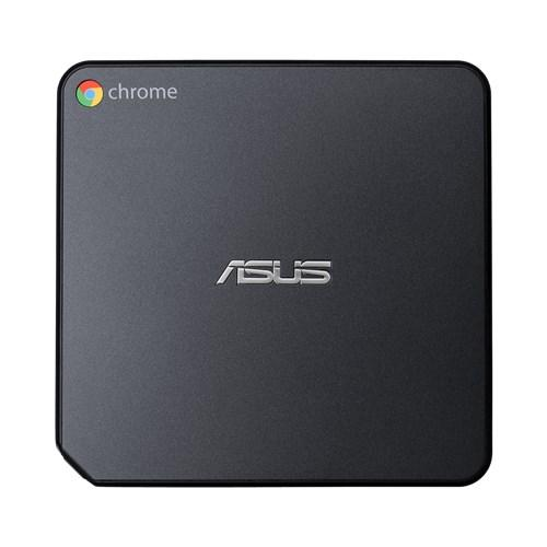 Настолен компютър ASUS CHROMEBOX2-G072U, Intel® Celeron™ 3215U/ 2GB DDR3/ 16GB SSD/Wi-Fi AC+BT/Chrome OS