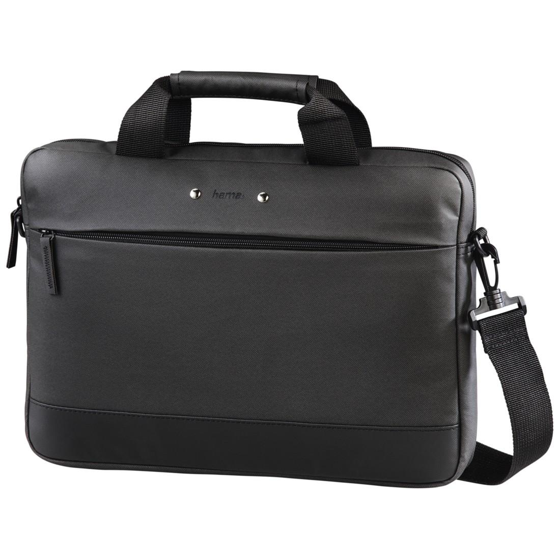 "Чанта за лаптоп HAMA Ultra Style 101526, 12.1"", Тъмно Сив"