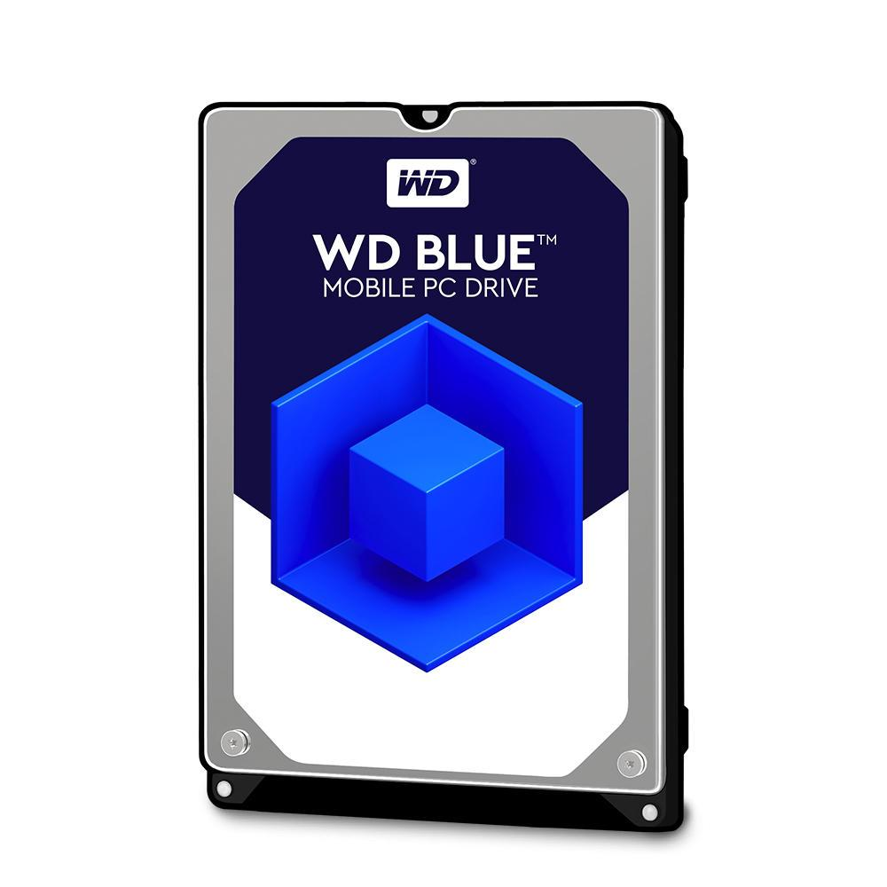 Хард диск за лаптоп WD WD10JPVX Blue, 1TB, 5400rpm, 8 MB, SATA 6Gb/s, 9.5 mm