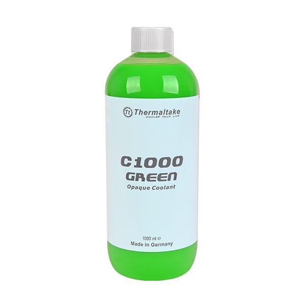Течност за водно охлаждане Thermaltake, C1000 , 1л., Зелена