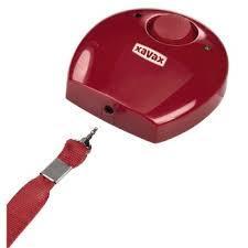 Детектор със сирена Xavax 111991, който може да бъде инсталиран навсякъде в къщата