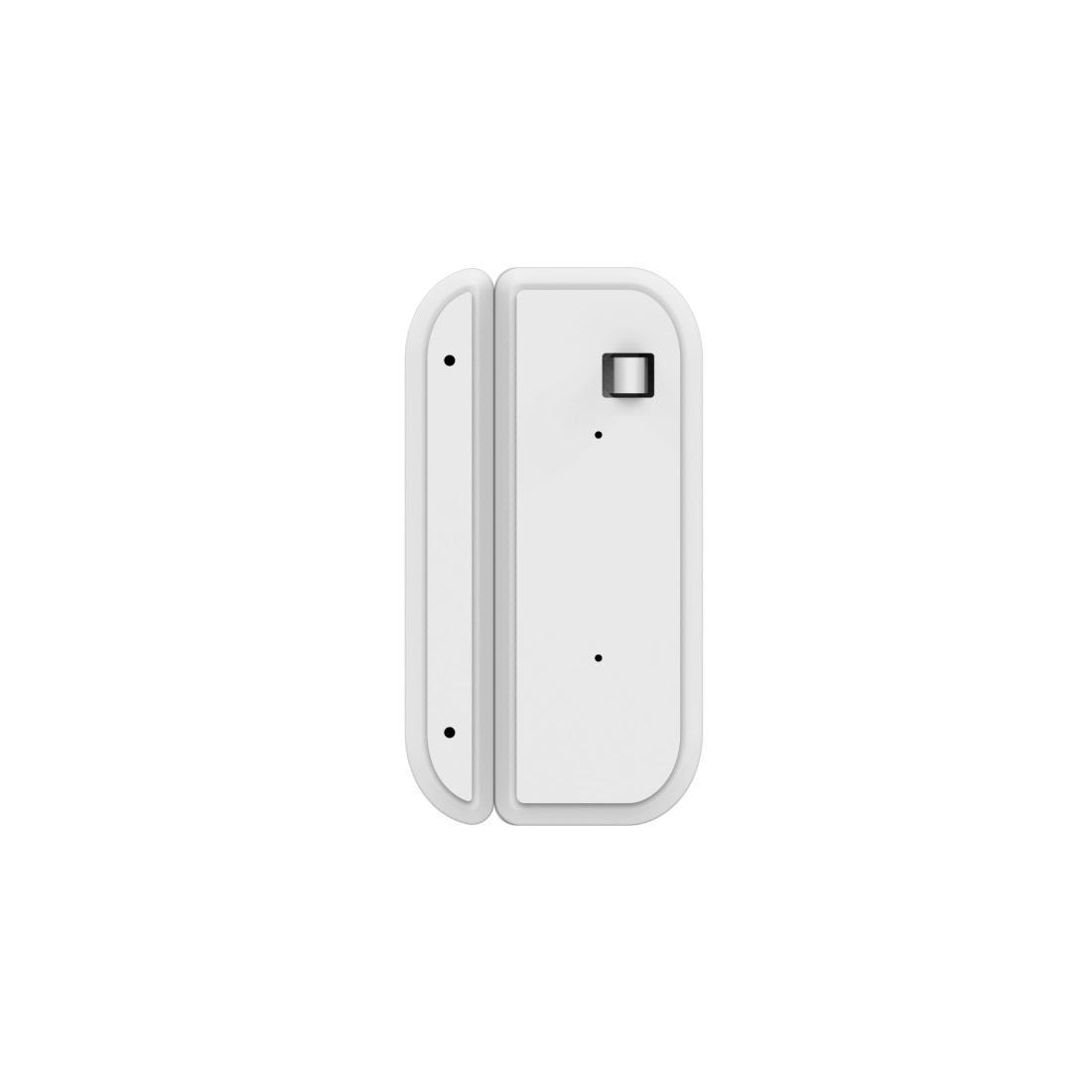 Сензор за прозорец / врата HAMA WiFi 176553, Amazon Alexa, Google Assistant, Бял