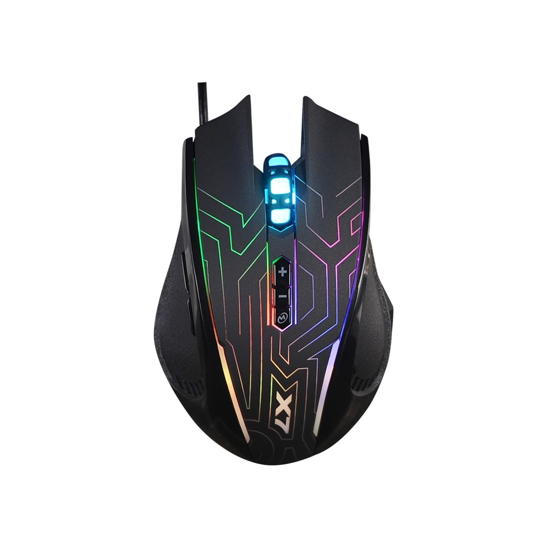 Геймърска мишка A4tech X87 Оптична, Кабел, USB