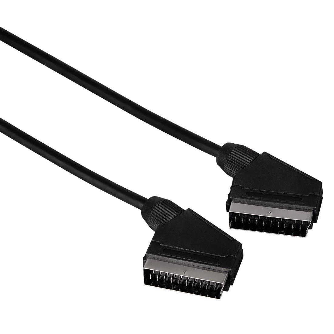 Видео кабел HAMA 11951, Скарт-Скарт, 1.5м