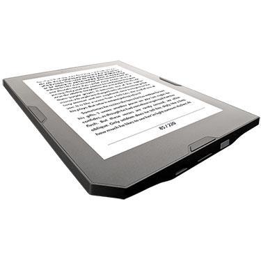 "eBook четец BOOKEEN Cybook Muse HD 6"", Черен"
