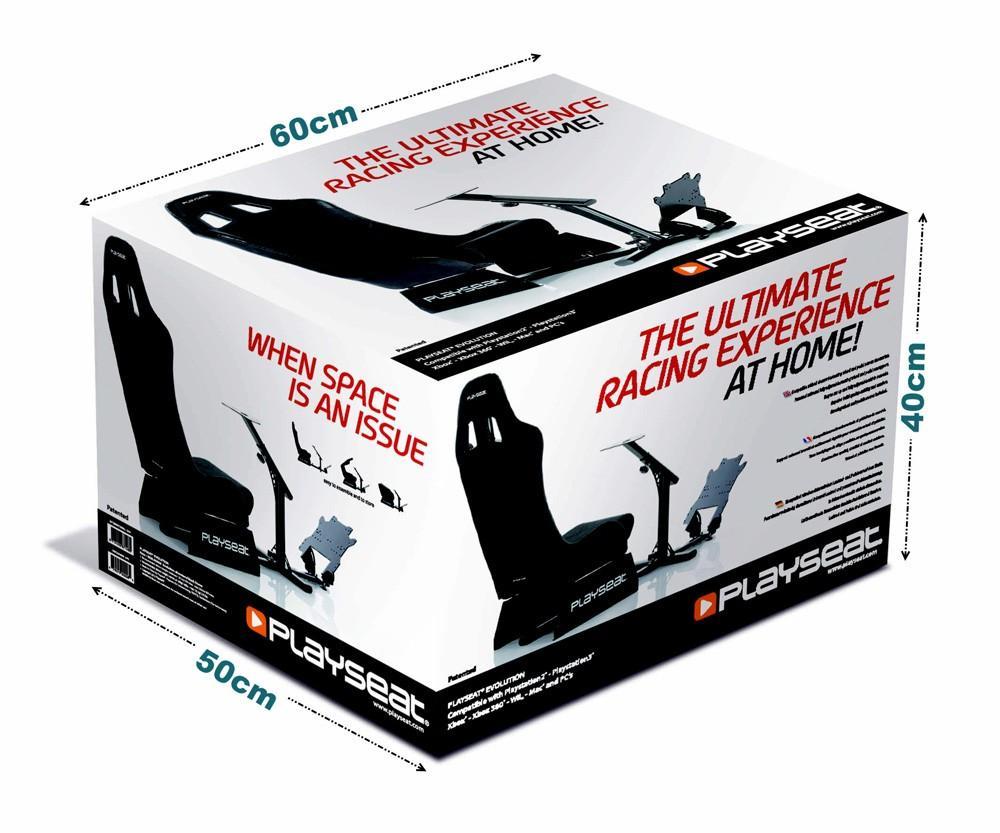 Геймърски стол Playseat Evolution Alcantara