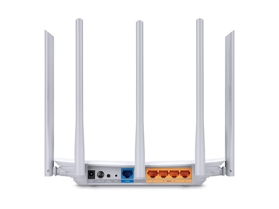 Безжичен рутер TP-Link TL-Archer C60 AC 1350Mbps