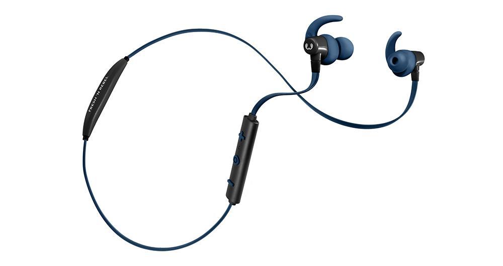 Слушалки Fresh & Rebel Lace Wireless Sports Earbuds, indigo