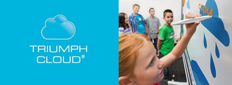 Софтуер Triumph Cloud /Education/- за създаване на учебно съдържание и интерактивни уроци  за 10 учителя