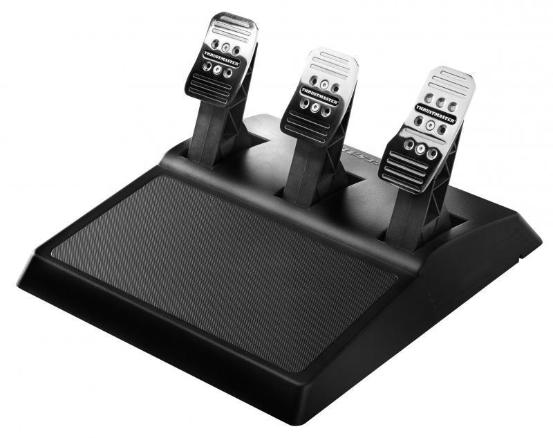 Педали за състезателна симулация THRUSTMASTER T3PA ADD-ON,  за PC / PS3 / Xbox One / PS4