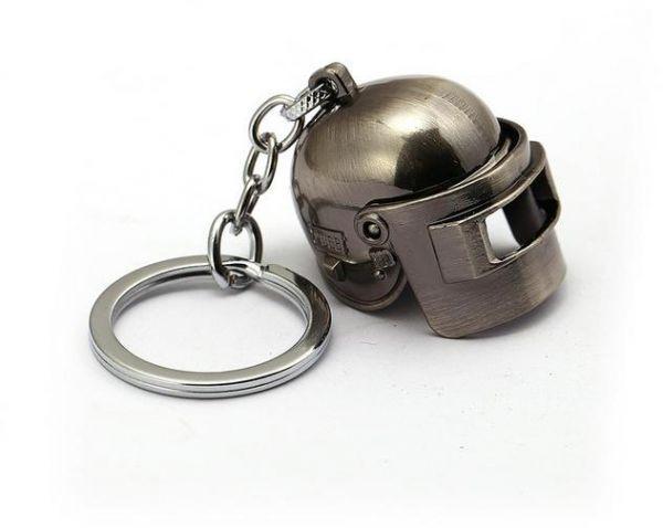 PUBG ключодържател с каска