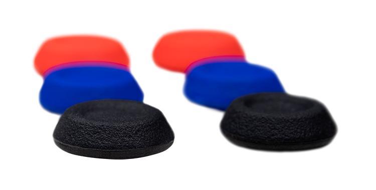 Сменяеми бутончета Nacon Bigben Thumb grips за SONY PS4 Dualshock
