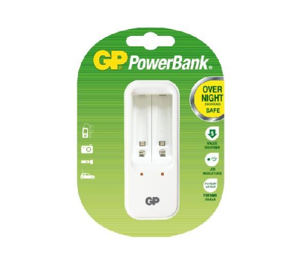 Зарядно у-во GP, GPPB410GS, без батерии