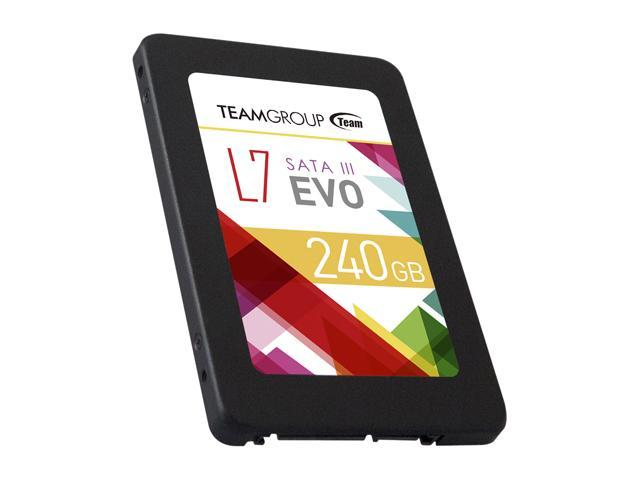 "Solid State Drive (SSD) Team Group L7 EVO, 2.5"", 240 GB, SATA 6Gb/s"