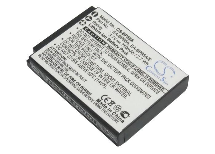 Батерия за камера Samsung BP85A LiIon 3.7V 750mAh  Cameron Sino