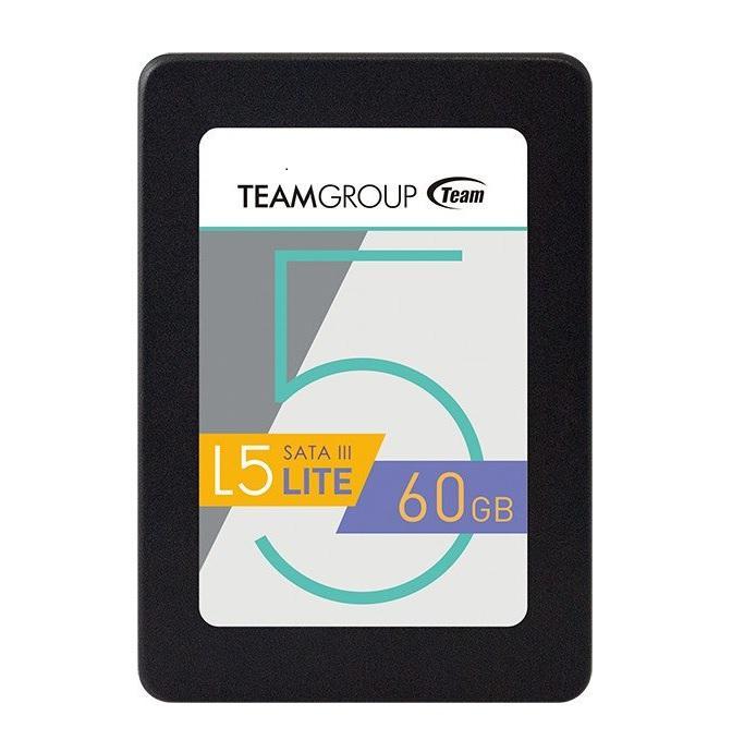 "Solid State Drive (SSD) Team Group L5 LITE, 2.5"", 60GB, SATA3"