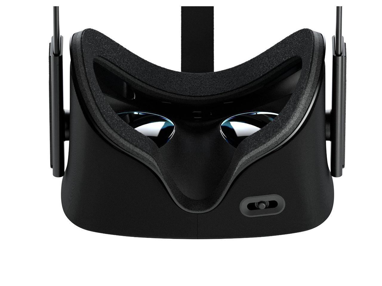 Очила за виртуална реалност OCULUS Rift, Черен