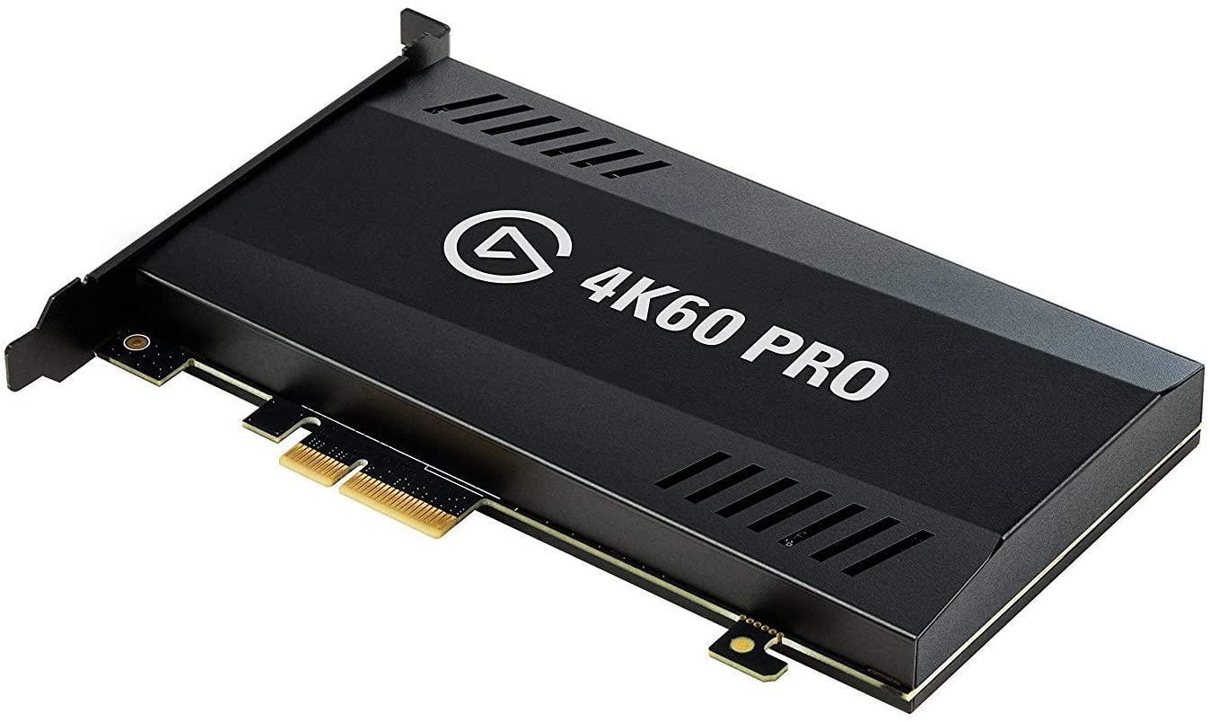 Вътрешен кепчър Elgato 4K60 PRO, PCIe