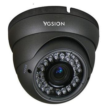 Камера за наблюдение VG HK HIGH TECH  ,AHD-IR30MDE,Куполна ,CMOS, 1.3MP; 2.8-12мм.lens,36 IR leds