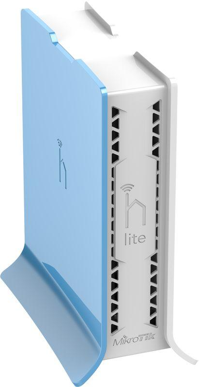 Безжичен Access Point MikroTik hAP lite RB941-2nD-TC, 32MB RAM, 4xLAN, built-in 2.4Ghz 802.11b/g/n, tower case