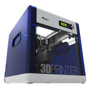 3D Принтер Da Vinci F2.0A USB, работи с два цвята едновременно