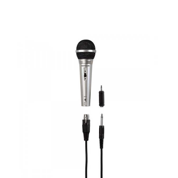Аудио динамичен микрофон HAMA Thomson M151, XLR жак ,караоке